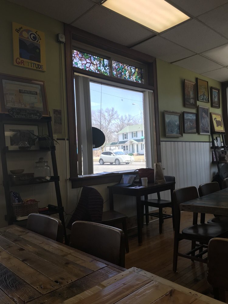 Social Spots from Gratitude Cafe Bakery