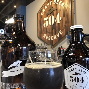 504 Craft Beer Reserve
