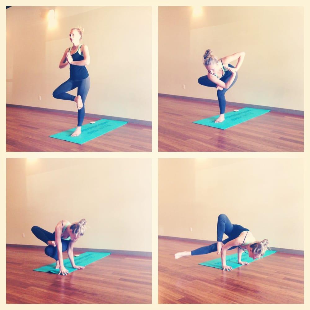 Spark Hot Yoga: 2603 Bickford Ave, Snohomish, WA