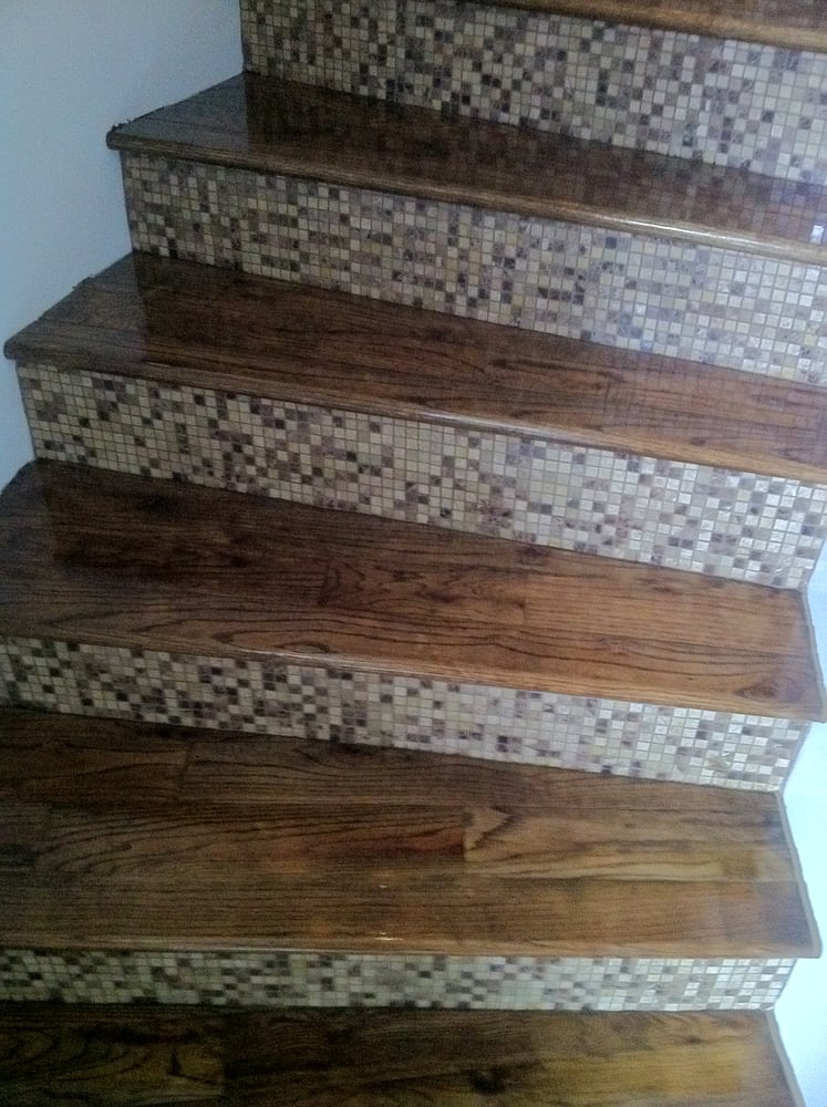 Tile And Wood Stairs Yelp