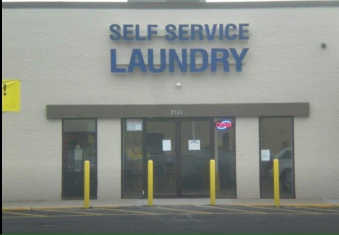 Beckley Self Service Laundry: 2966 Robert C Byrd Dr, Beckley, WV