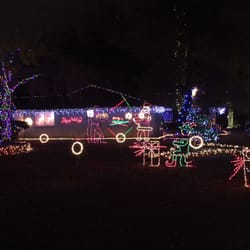 Kingman Christmas Lights House- The Prestons - Festivals - 661 ...