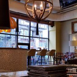 Photo Of Blon S Coffee And Wine Bar Saint Louis Mo United States