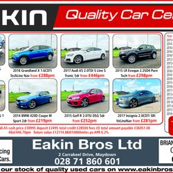 Eakin Quality Car Centre Request A Quote 10 Photos Garages 8
