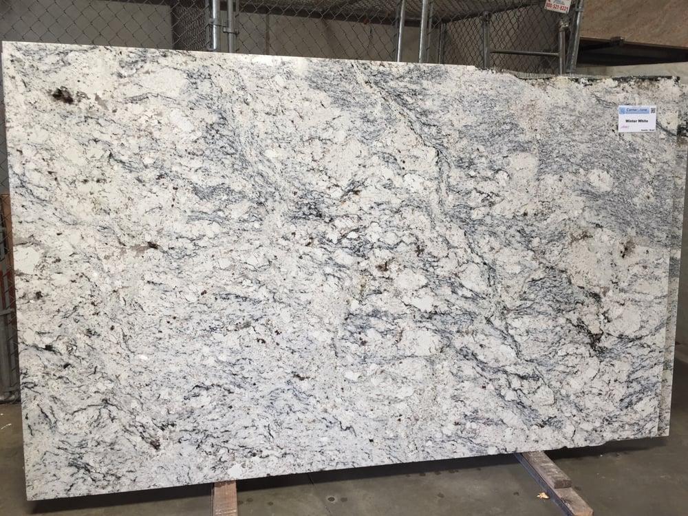 Photo Of Cornerstone Marble Granite Hayward Ca United States Winter White