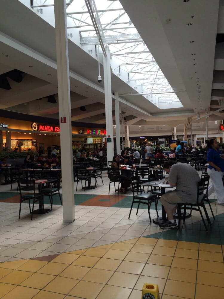 Tyler galleria mall's food court on the 2nd floor - Yelp
