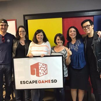 Escape The Room San Diego Japanese