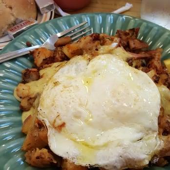 Kays Country Kitchen Breakfast Menu