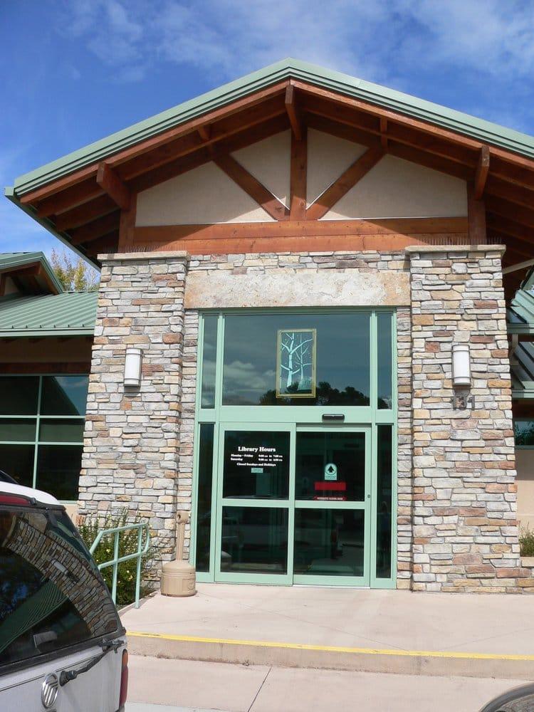 Buena Vista Public Library: 131 Linderman Ave, Buena Vista, CO