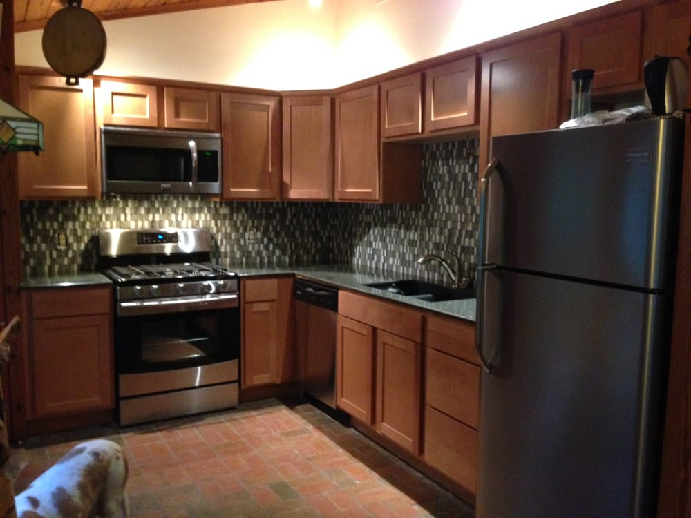 Photo Of Carolina Handysmith   Boone, NC, United States. AFTER: Granite  Countertops