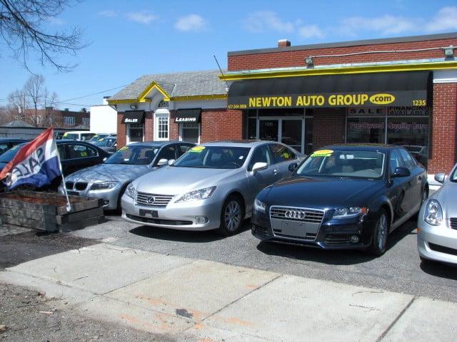 West Newton Ma Used Cars