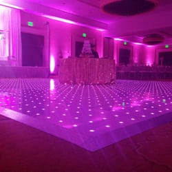 photo of bay area uplighting hayward ca united states led dance floor bay area uplighting wedding