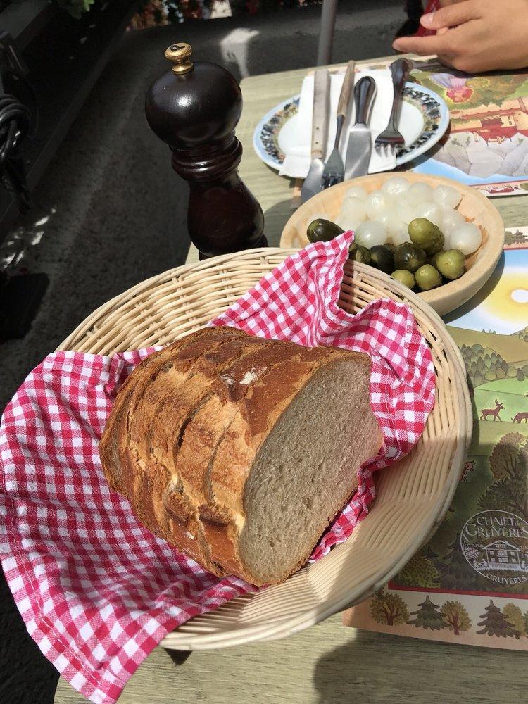 Restaurant le Chalet de Gruyères - Gruyères