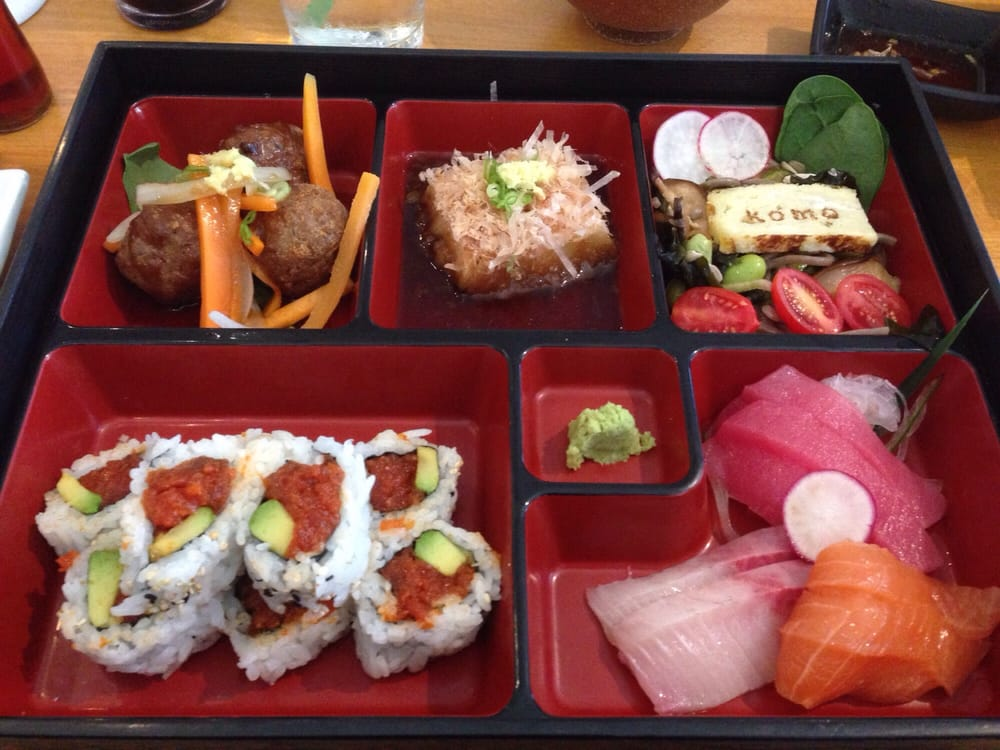 lunch bento box great value and delicious yelp. Black Bedroom Furniture Sets. Home Design Ideas