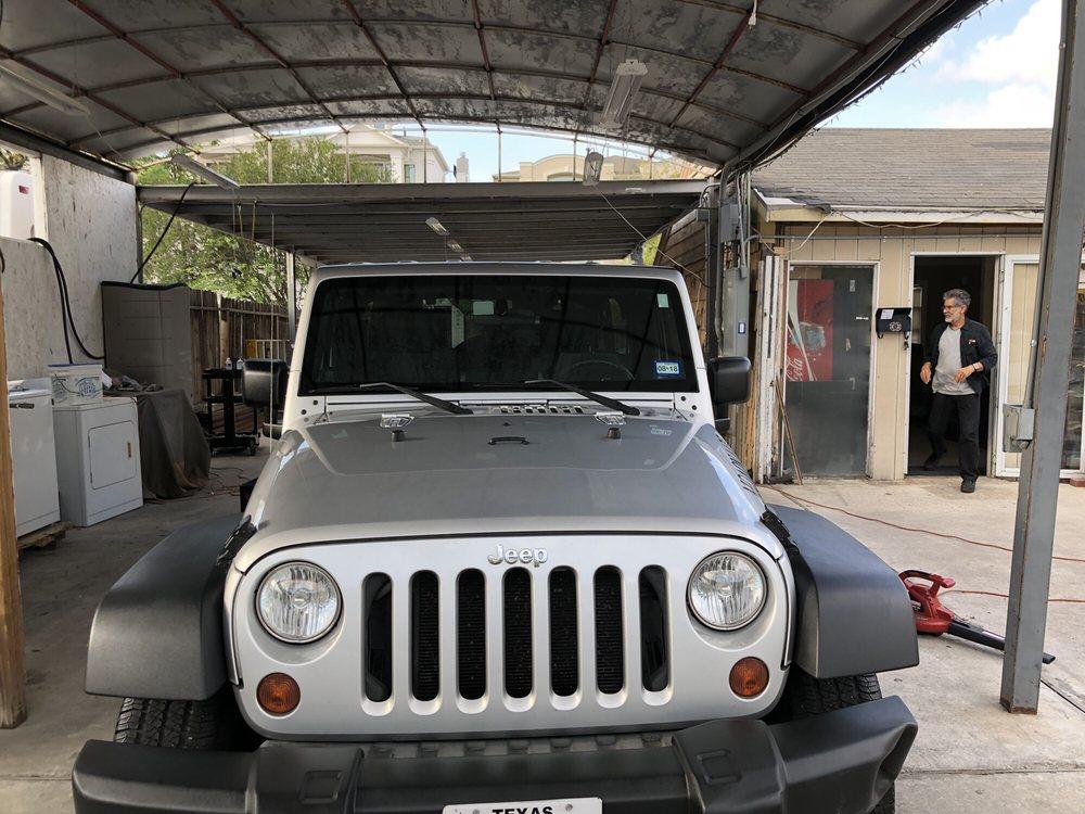 Hallelujah Hand Car Wash & Detailing: 5434 Richmond Ave, Houston, TX