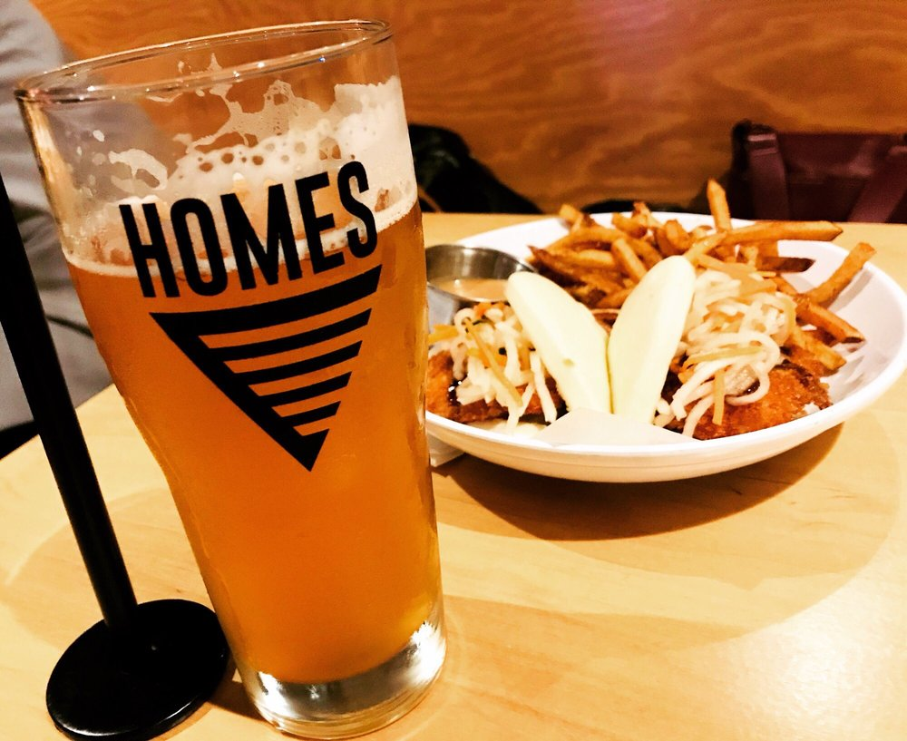 Homes Brewery