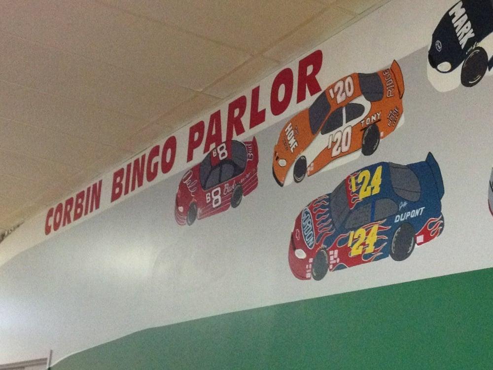 Corbin Bingo Parlor: 2710 Cumberland Falls Hwy, Corbin, KY