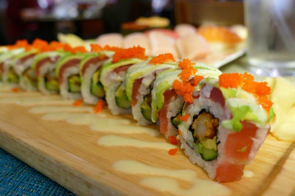 Teton Kitchen Thai & Japanese Cuisine