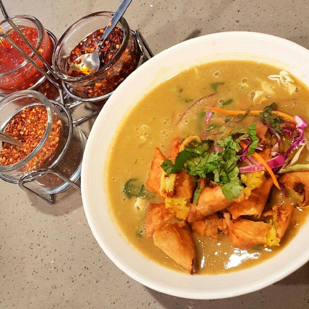 Best Burmese Food Near Me