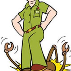 Pest Treatments Clip Art