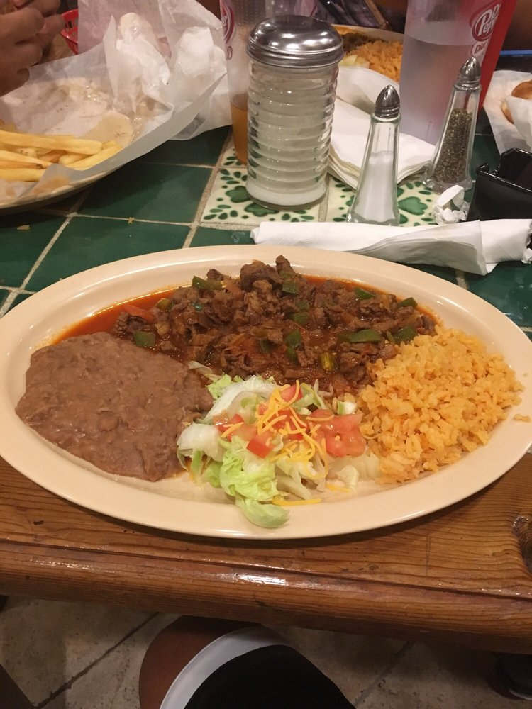 Itzy's Cafe: 227 S La Homa Rd, Palmview, TX
