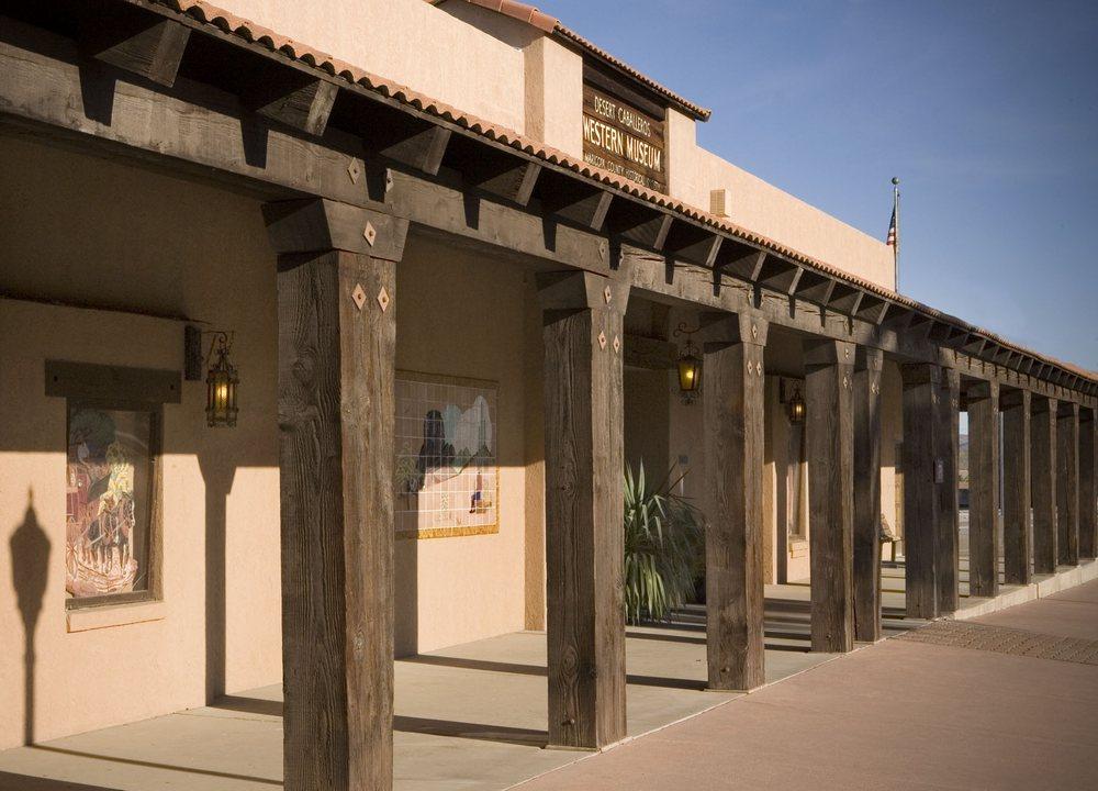 Desert Caballeros Western Museum: 21 N Frontier St, Wickenburg, AZ