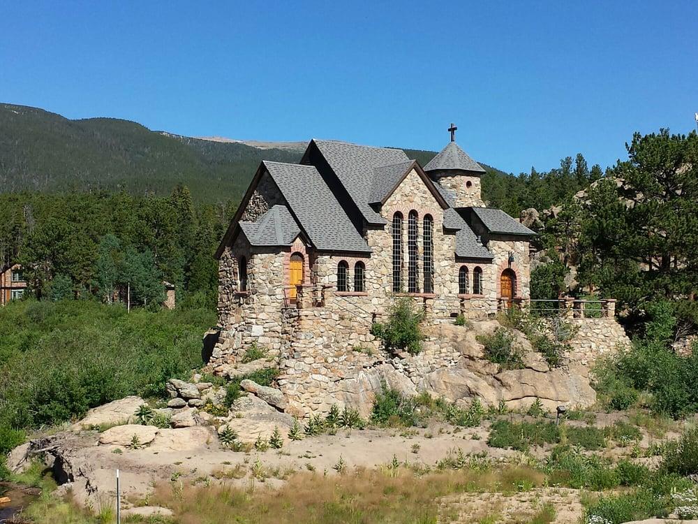 Saint Catherine of Siena Chapel: Camp St Malo, Allenspark, CO