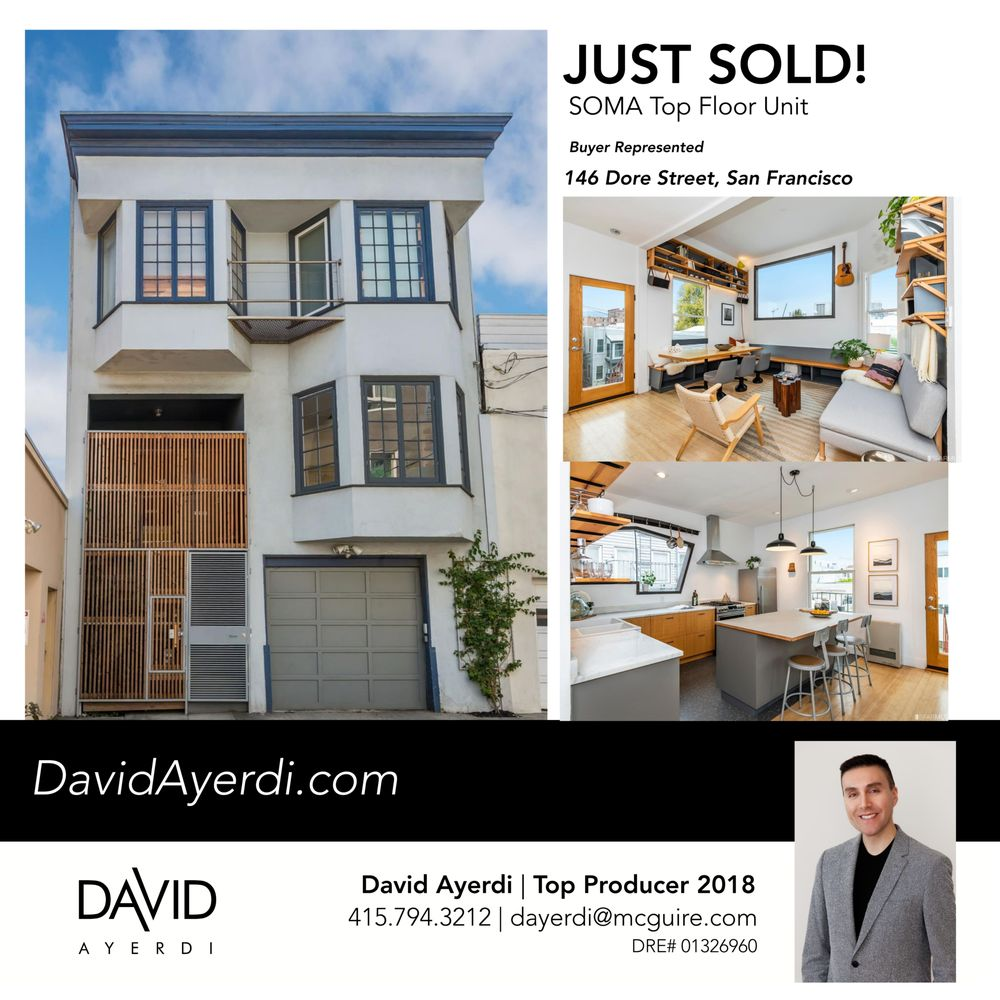 David Ayerdi - McGuire Real Estate: 2001 Lombard St, San Francisco, CA