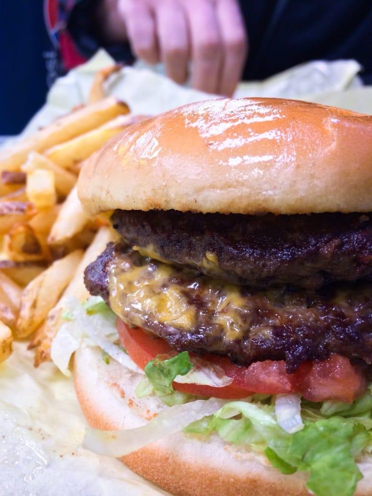 Bud's Burgers: 3849 Sonoma Blvd, Vallejo, CA