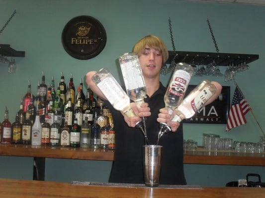 Image result for talented bartenders