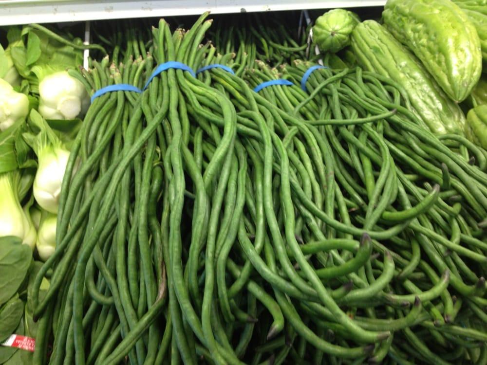 Fresh long bean sitaw yelp for Fresh fish market los angeles