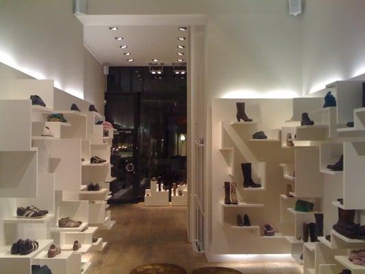 Zeha Berlin Shoe Stores Kurfürstendamm 188 189