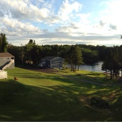 Photo Of Beach Cove Waterfront Inn Boothbay Harbor Me United States