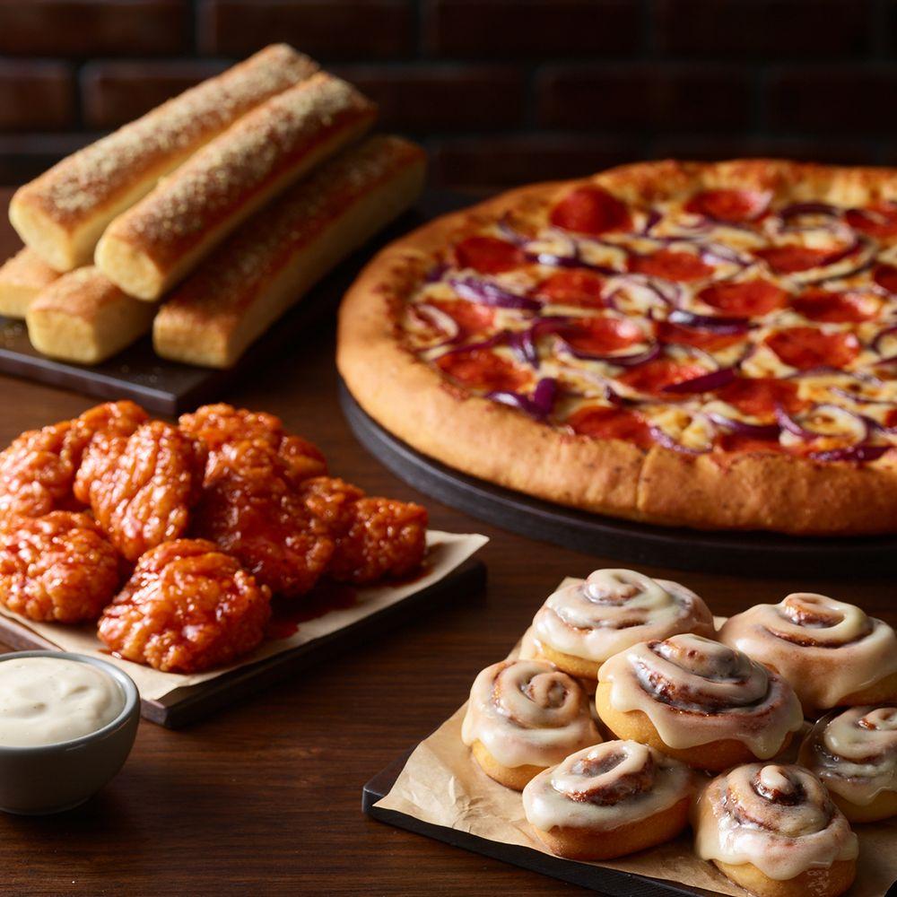 Pizza Hut: 1551 N Humiston Ave, Worthington, MN