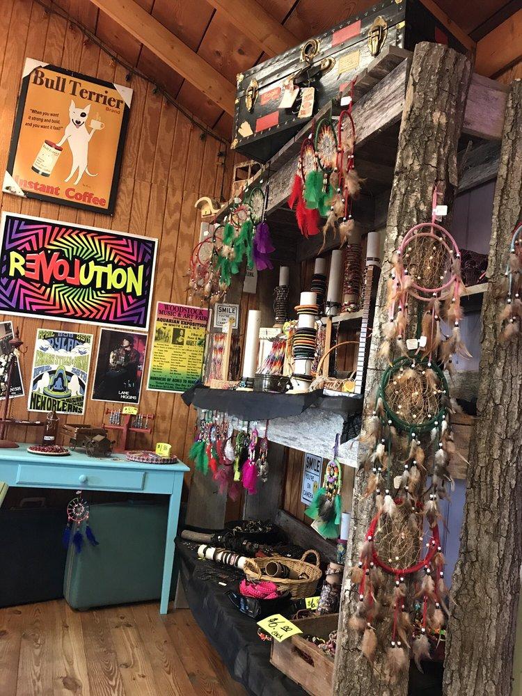 The Amish Hippie: 808 W Main St, Monteagle, TN