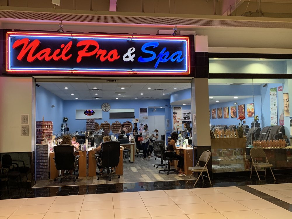 Nail Pro: 1000 Palisades Center Dr, West Nyack, NY