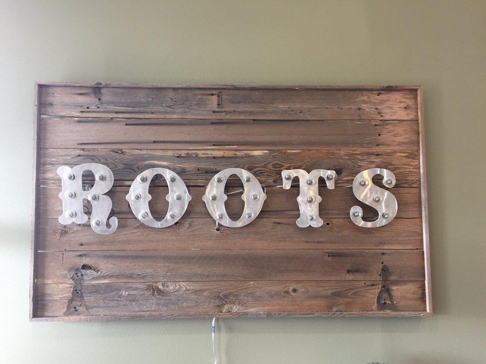 Roots Salon & Trading: 409 South Western, Lampasas, TX
