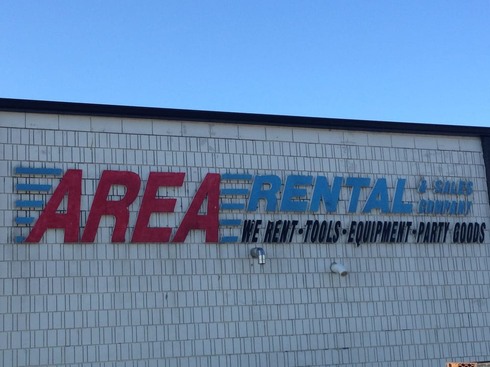 Area Rental & Sales