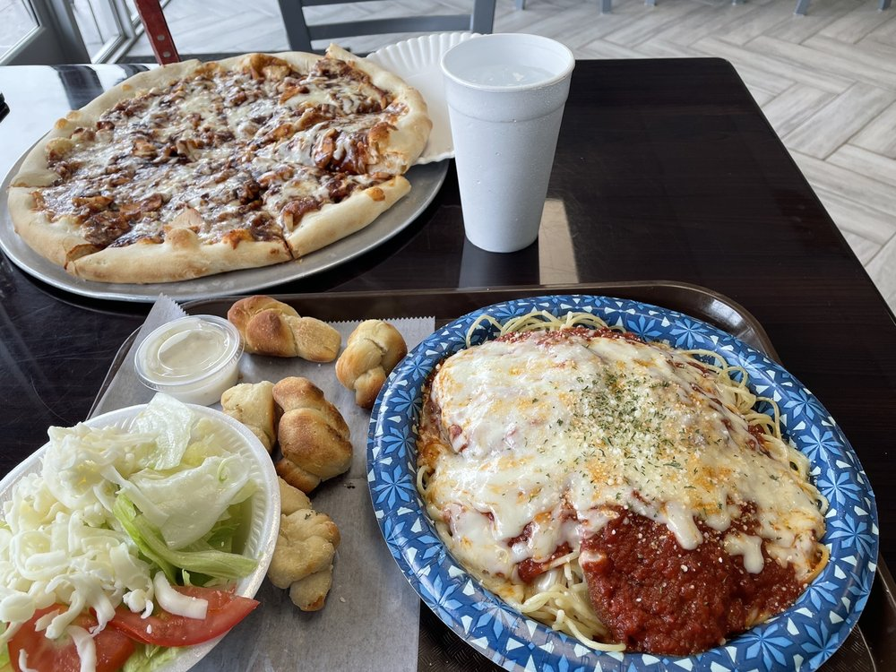 Milano's Pizza & Pasta: 1306 E Main St, Humboldt, TN