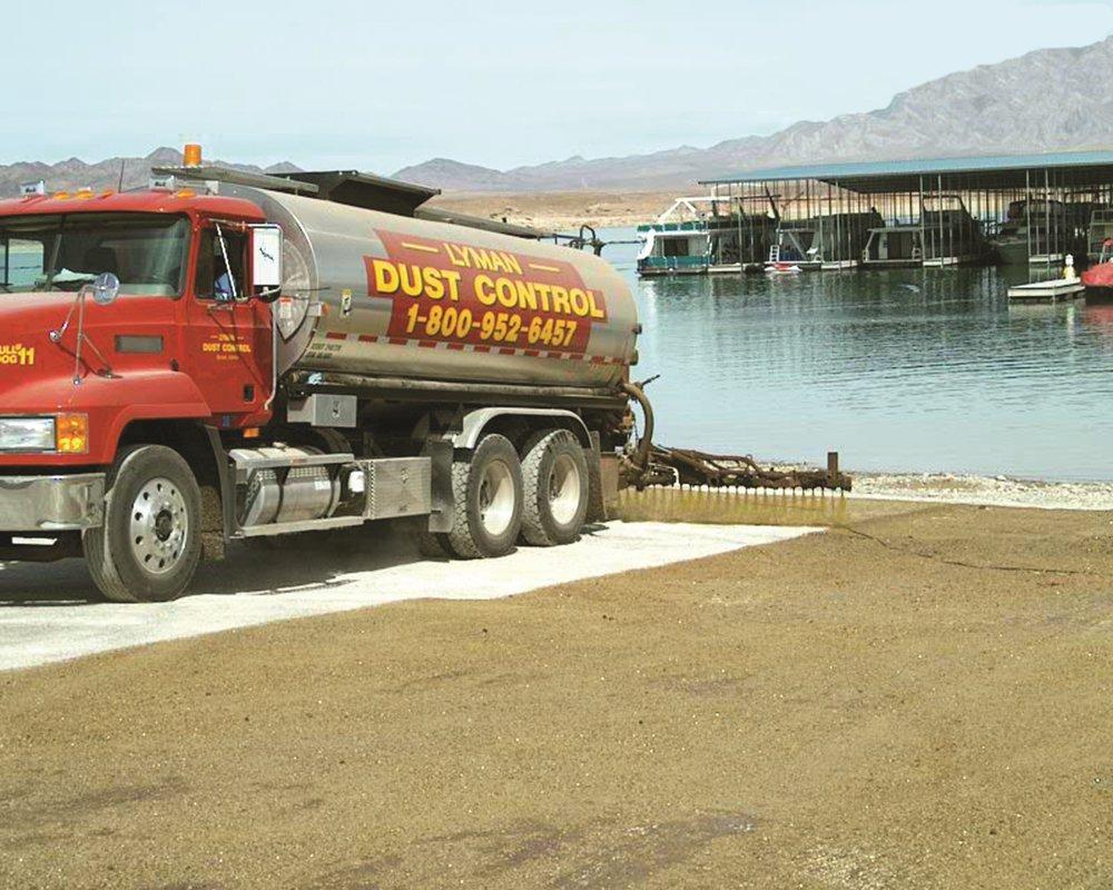 Lyman Dust Control: Hayden, ID