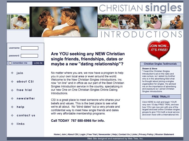 virginia city christian singles Christian events in dc bring christian singles together try a pros in the city event tonight and meet singles while making new friends.