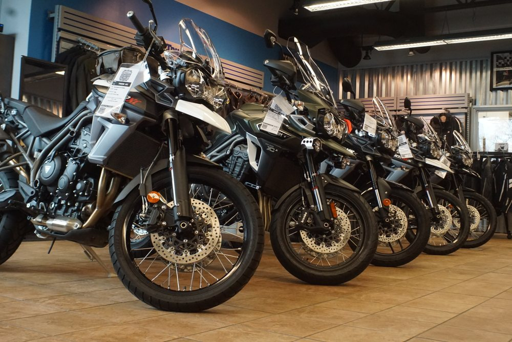 Latus Triumph Motorcycles