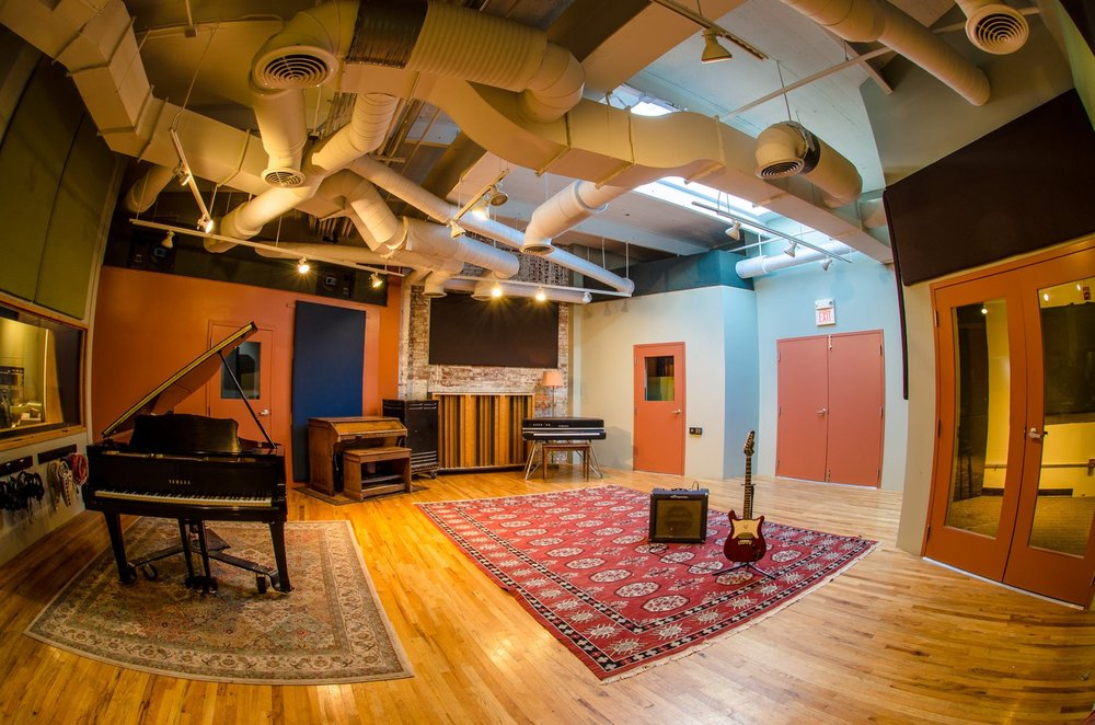 Q Division Studios: 363 Highland Ave, Somerville, MA