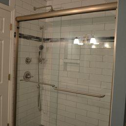 Custom Tile Interiors Get Quote Photos Building Supplies - Bathroom remodeling summerville sc