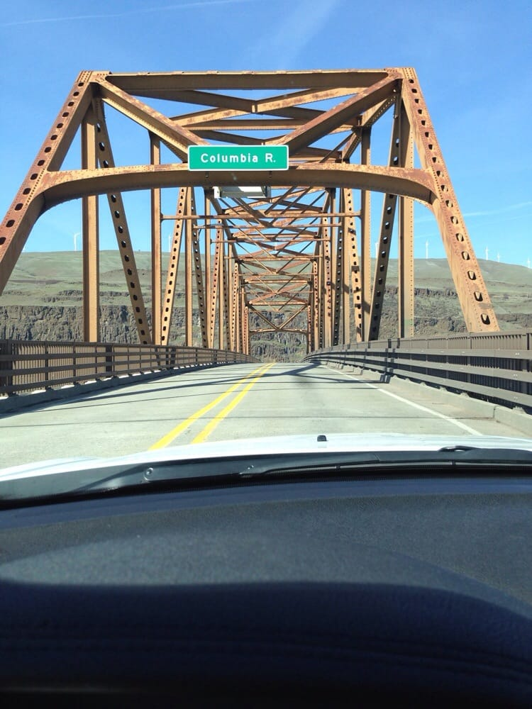 Sam Hill Memorial Bridge: US Hwy 97, Biggs Junction, OR