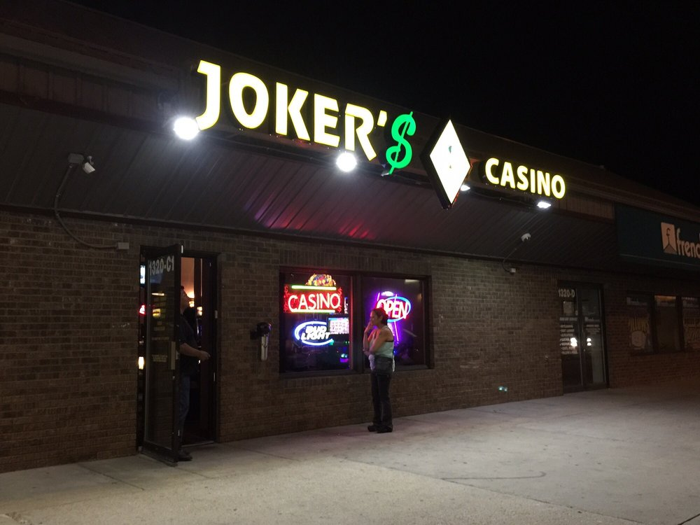 Jokers Casino South: 1320 Mount Rushmore Rd, Rapid City, SD