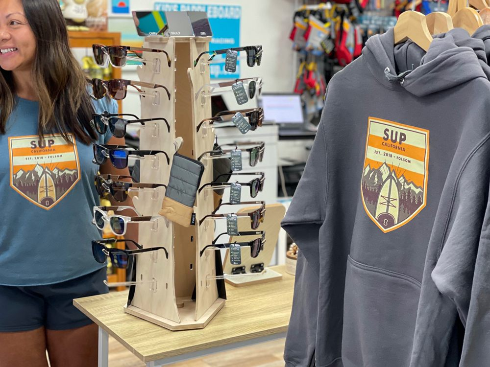 SUP California - Stand Up Paddle Board Store & Rentals: 13385 Folsom Blvd, Folsom, CA