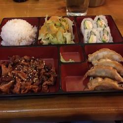 7 Bonsai Teriyaki Sushi