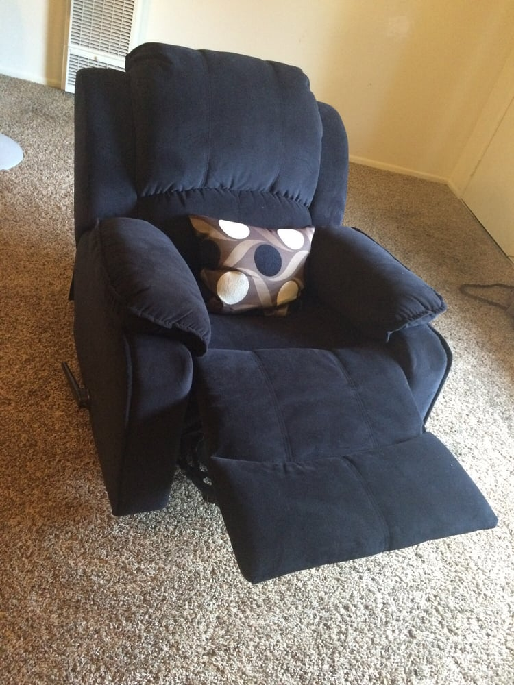 And love our insanely comfy recliner yelp for Furniture for less
