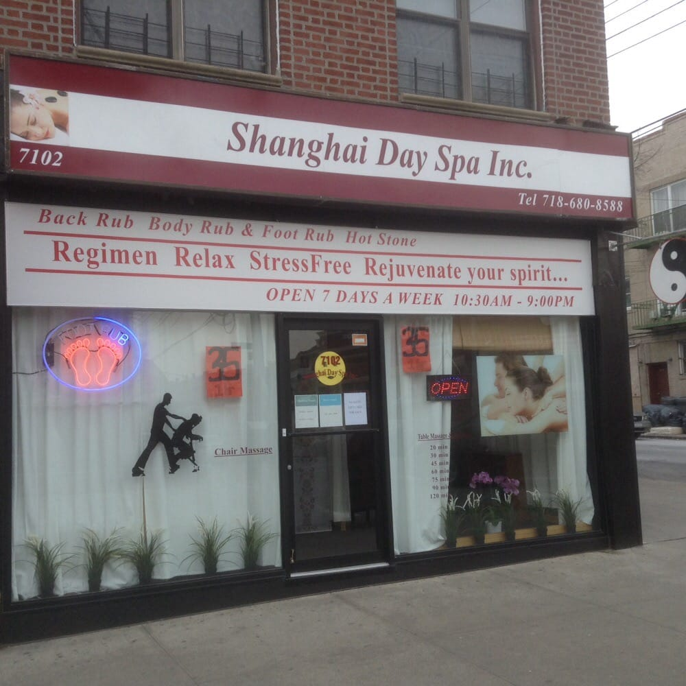 shanghai day spa 18 photos massage bensonhurst brooklyn ny yelp. Black Bedroom Furniture Sets. Home Design Ideas